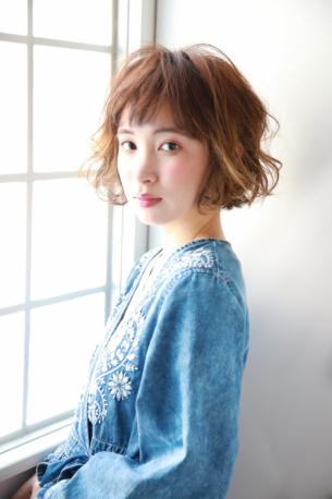 【2018年秋】デジタルパーマ×ボブカットおすすめヘアスタイル!短い髪でもキマる簡単セット方法&乾かし方
