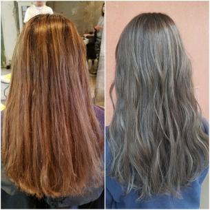 赤み、オレンジが強い髪色…。ブリーチなしでも理想のヘアカラーは再現できる?