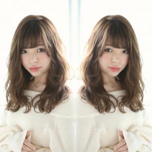 前髪の分け目って右、左どっちが似合うの?