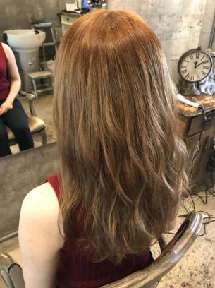 秋になってあえて髪の毛を明るくしたくなるんです!~宮前ならこうするシリーズ~