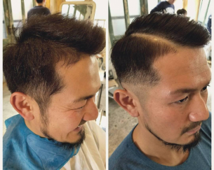 短髪でも自然な縮毛矯正はかけられるの?お客様の例をご紹介
