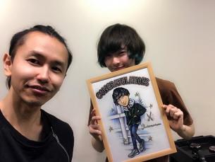 ☆遠藤君のスタイリストデビューと旅立ち☆