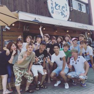 海に行ってきました!!  平野