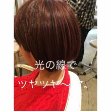ママ美容師YUKAオススメ☆ホイルカラー☆