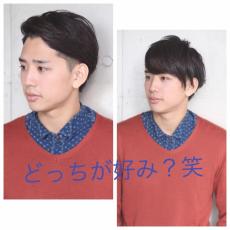 ママ美容師YUKAの~どっちがお好き?メンズスタイル♡♡~ 美容院の最新記事