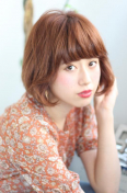 【横浜元町美容室LUMDERICA】定番だけど可愛いボブ!