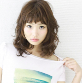 2015夏ほつれパーマpart1