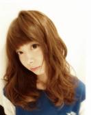 若く見える髪型 カジュアル×ガーリーWAVE☆