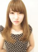 若く見える髪型 ☆清涼感たっぷりナチュサラロング☆