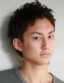 若く見える髪型 30代メンズにおすすめ2ブロックランダムショ