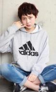 若く見える髪型 カジュアル×ベリショ