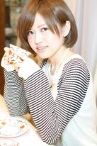 【アフィーロ・小吉健太】×【前髪エクステ+ナチュセミディ】