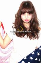 大人かわいいセミロングパーマ【横浜美容室ラムデリカ/キクチ