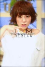 横浜美容室ラムデリカ 人気な篠田麻里子風ショートヘア