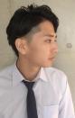 若く見える髪型 2ブロックパーマ☆大人の魅力倍増ヘア