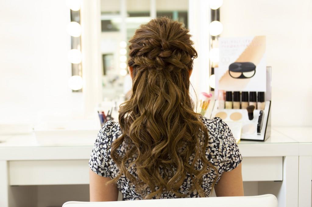 巻き髪スタイリングブロー1ヶ月定額