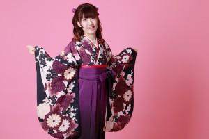 袴(入学・卒業式など)着付