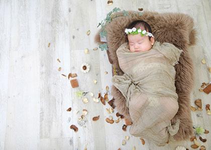 新生児撮影