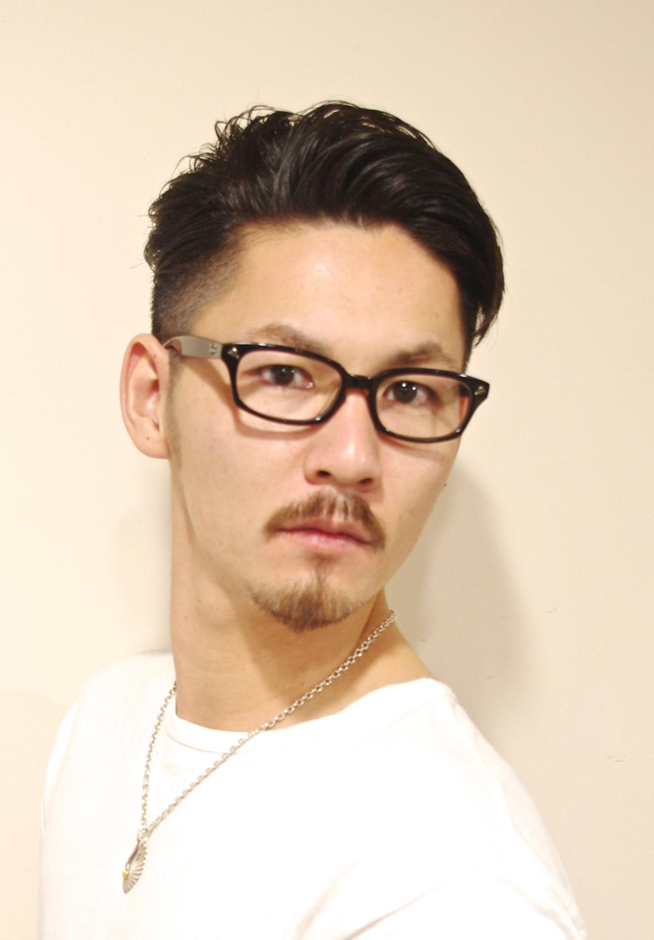 2020年メガネに似合う髪型 メンズショートヘア10選 メンズカットショート