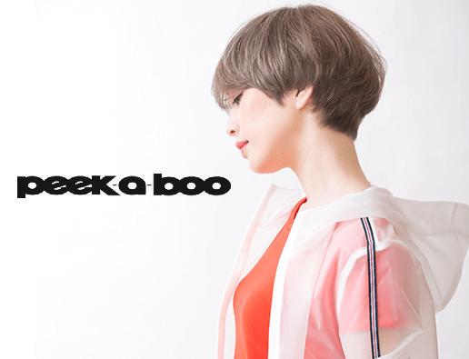 PEEK-A-BOO STYLE BOOK 内藤寛人