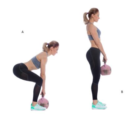 女性 ダンベル トレーニング
