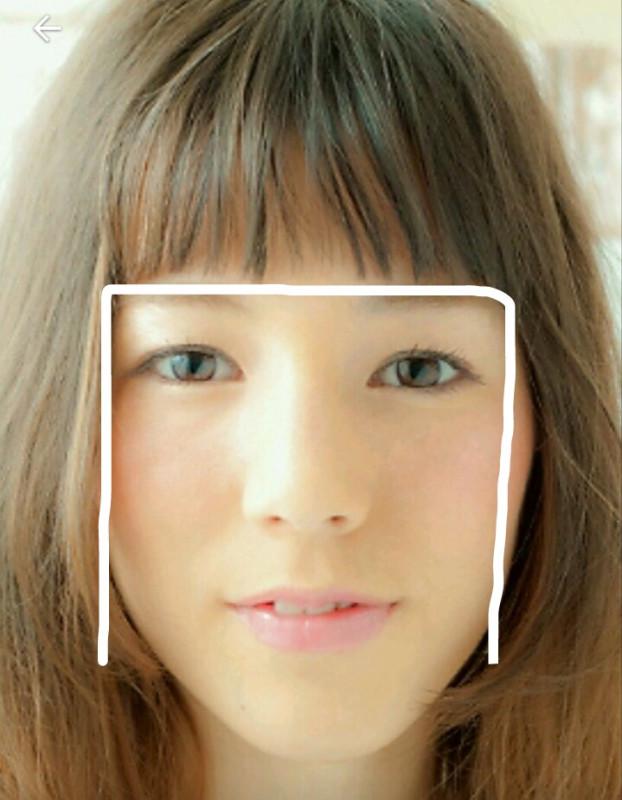 必ず小顔効果をアップさせる事が出来る♪そんな髪型とは…?