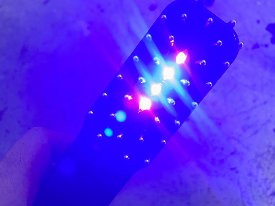 効果 電気 バリブラシ