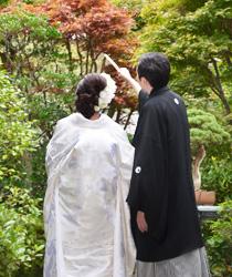 和装婚礼プラン4