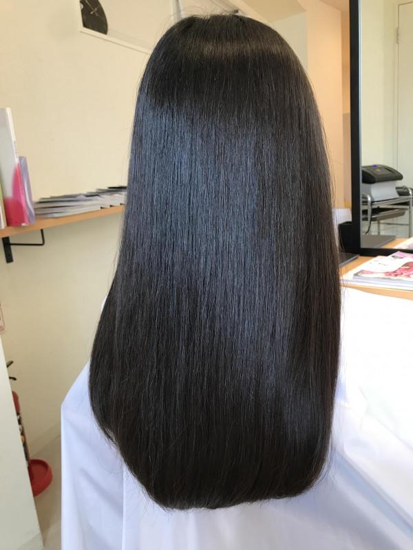 髪 を サラサラ に する 方法