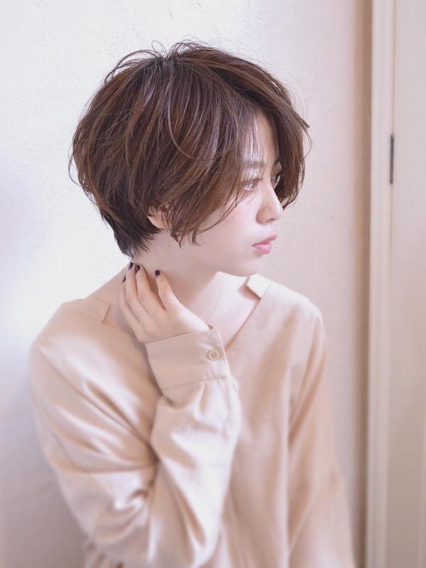 【ショートヘア前髪あり?なし?】オススメヘアカタログ15選