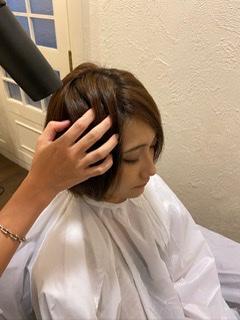 ショートヘア 乾かし方 スタイリング