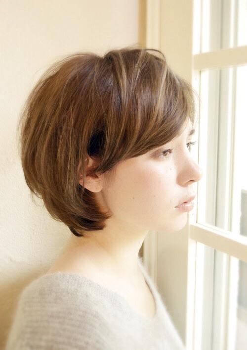 ショートヘアにしたいすべての方へ♡秋冬トレンド14選ヘアスタイル2020