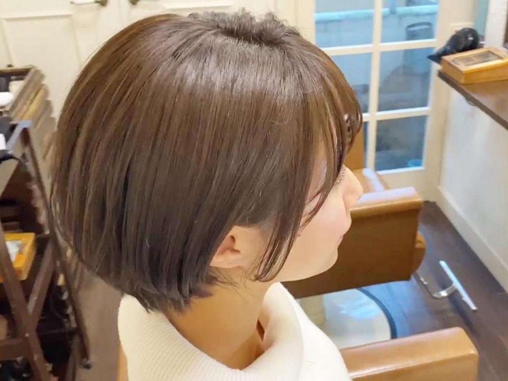 【40代×ショートヘア】40代からの髪の悩み・ボリューム対策と人気オーダー楽ちんショート12選!!