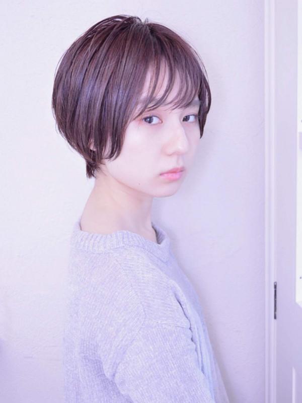 【面長さん】【丸顔さん】芸能人から学ぶ似合うショートヘア10選