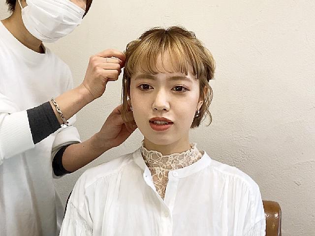 【ショートヘアにオススメ】結婚式にも使える♡ヘアアレンジ