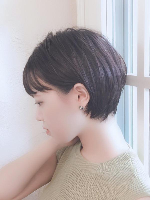 【ショートヘア】コテやアイロン一本でおしゃれ度UP⭐︎